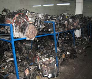 Продажа и покупка двигателей Ford